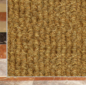 Super Brush Recessed Mats - Cocoa Alternative